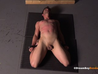 Gay Bdsm Servant Boy Cums To The Fullest Extent A Finally Uncompleted Punished Thrashing Birch Servitude Play